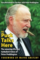 Puck Talks Here Peter Pocklington